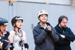 Eine kleine Ansprache von der Team NRW-Orga (Foto: Thorsten Lasrich)