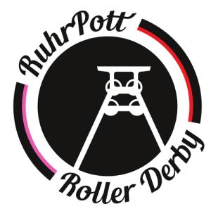 1. Bundesliga: RuhrPott Roller Girls A vs. Harbor Girls @ Wohnbau Hockey Arena